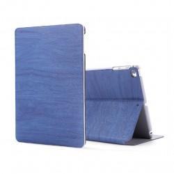 Étui pour iPad avec motif de bois