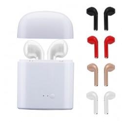 Écouteurs sans fil avec recharge