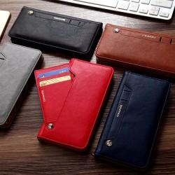 Étui avec porte-cartes pivotant pour téléphone