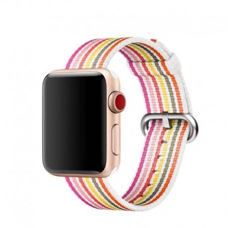 Bracelet en nylon pour Apple Watch