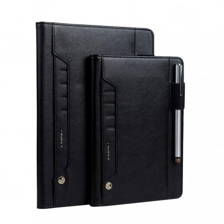 Étui avec porte-document pivotant pour iPad