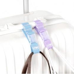 2 courroies de valise pour suspendre