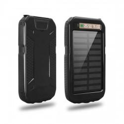 Batterie portable avec recharge solaire