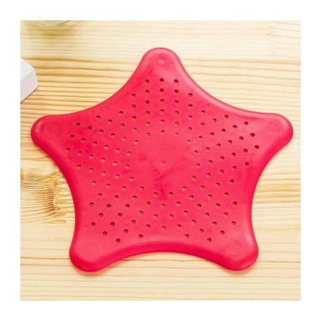 Filtre en forme d'étoile pour évier