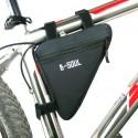 Pochette triangulaire pour vélo