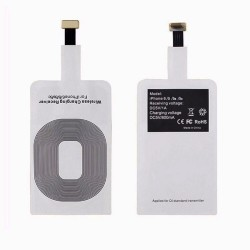 Adapteur pour recharge sans fil pour téléphone cellulaire