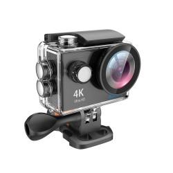 Caméra d'action 4K résistante à l'eau