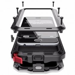 Étui robuste anti-choc pour iPhone